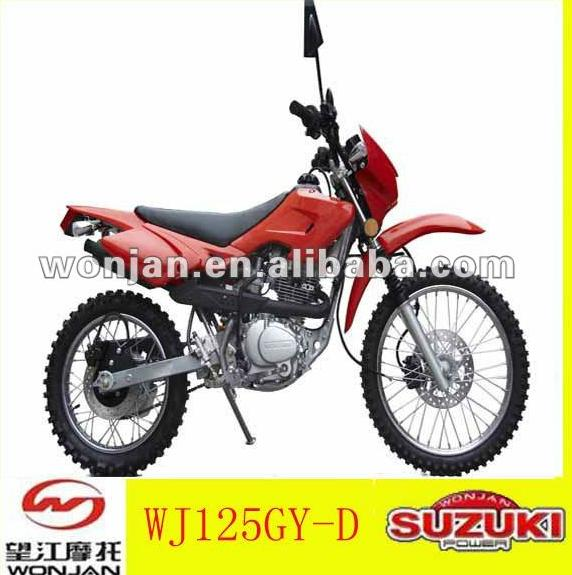 125cc dirt bike motorcycle/WJ125GY-2/suzuki engine technique