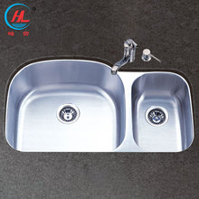 Commercial Restaurant Used Undermount Stainless Steel Kitchen Wash Sink
