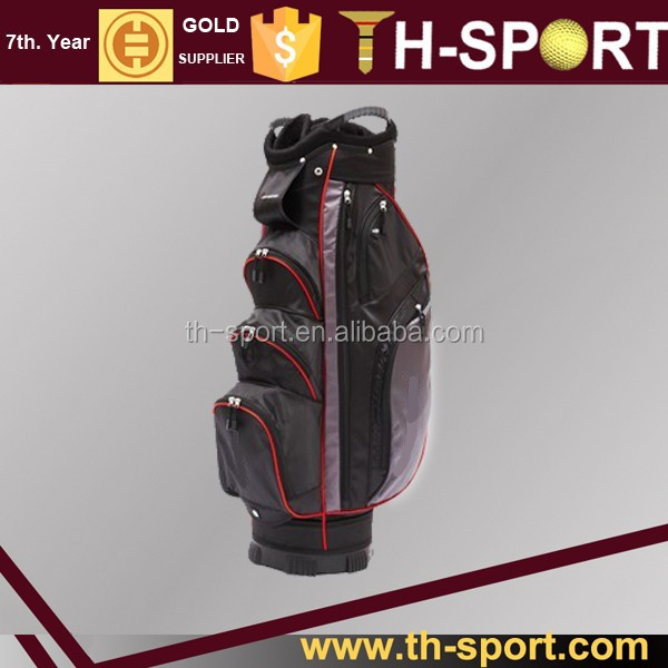 Durable Polyesetr Material Golf Cart Bags