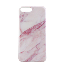 New Arrival Luxury Style Anti-slip Marble Mobile Case Cover for Iphone 8
