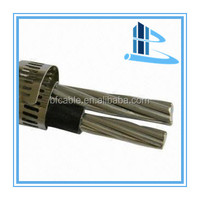 0.6/1kv 25mm2 duplex service drop aerial bunched cable