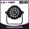 Quad-color stage led par light