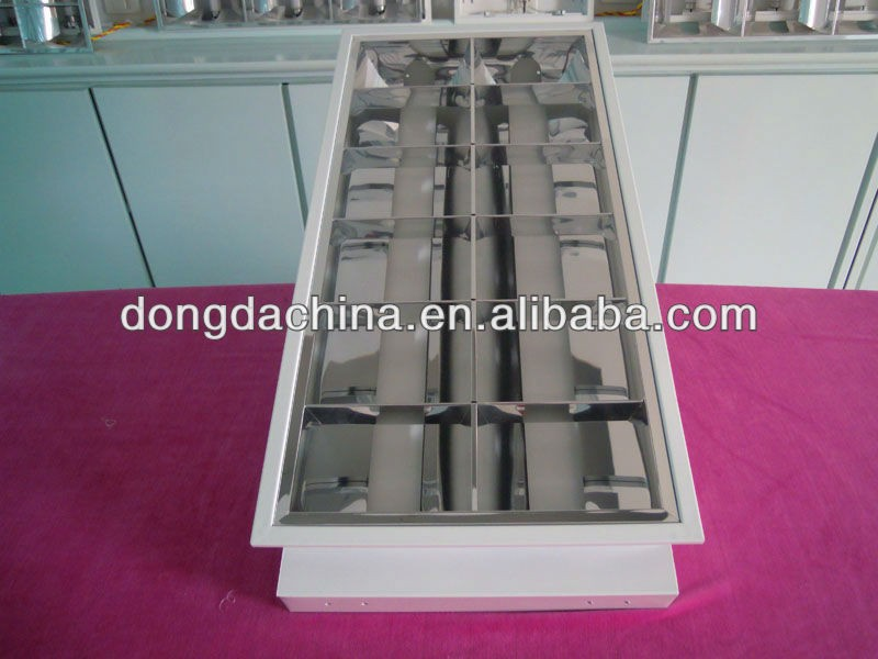 Cold Cathode Fluorescent grid Lamp Energy saving Cold Cathode Fluorescent grid Lamp