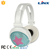 Mobile accessories new design foldable headphone for cell phones