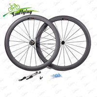Hot !!! Toray full carbon 50mm road bike carbon wheels,cheap bike wheels carbon road bike wheels clincher and tubular.