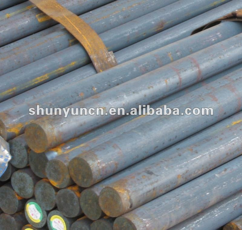 Carbon steel hot rolled cast iron round bar with very good price