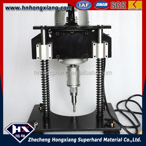 Light hand use Portable manual glass drilling hole machine