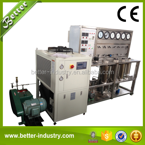 Automatic Agalwood Supercritical CO2 Extractor