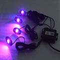 RGB Mini Mobile Phone APP Control 9W RGB Led ROCK Light with Bluetooth Control