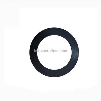 round adhesive rubber product flat rubber silicone washer