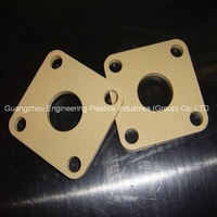 Mechanical properties Radiation resistant PEEK1000 plastic board