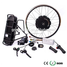 48V 500W 750W 1000W electric bike direct hub motor for LCD display e-bike kit