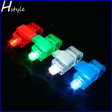 Led Party Bright Finger Lights Ring Glow Torch SL012
