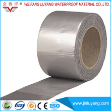 China supply top quality self adhesive bituminous sealing tape for roof leak repair