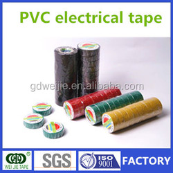 PVC electrical tape wholesale with different colors
