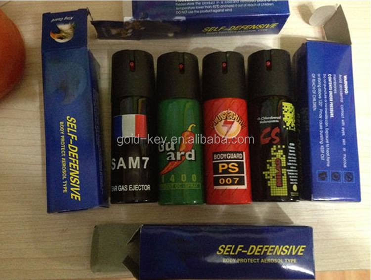 Chinese Cheap Pepper Spray for Defense Pepper Spray Wildfire