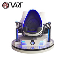 Interactive Multi-seats 360 Degree Virtual Reality 9d Egg VR Cinema 9D Cinema Simulator equipment 5d 7d 9d cinema game machine