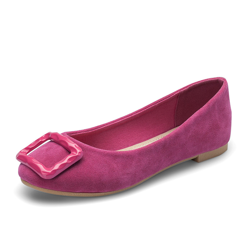 comfortable slip on fashion casual shoes four color