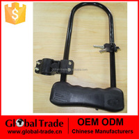450168 Heavy Duty Strong Shackle Bike Cycle U Lock 14mm x 180 x 320mm