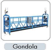 Automatic Portable Suspended Access lifting Platform Gondola Swing Cradle For Adults Lift Building Window Cleaning Lifting