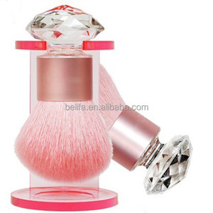 Powder Kabuki Brush Makeup Brush free samples/diamond handle kabuki cosmetic brush, powder brush, blusher brush