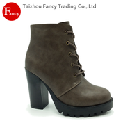 Hot Sales Wholesale Fashion Cheap China Wholesale Chunky Sex Lady Boots