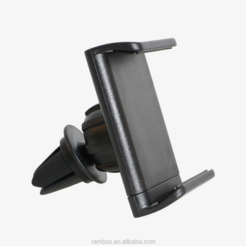 6inch Mobile Car Holder Air Vent Cradle Universal 360 Degree Rotation Stand Mount for LG G3 G4 for Samsung Note 5