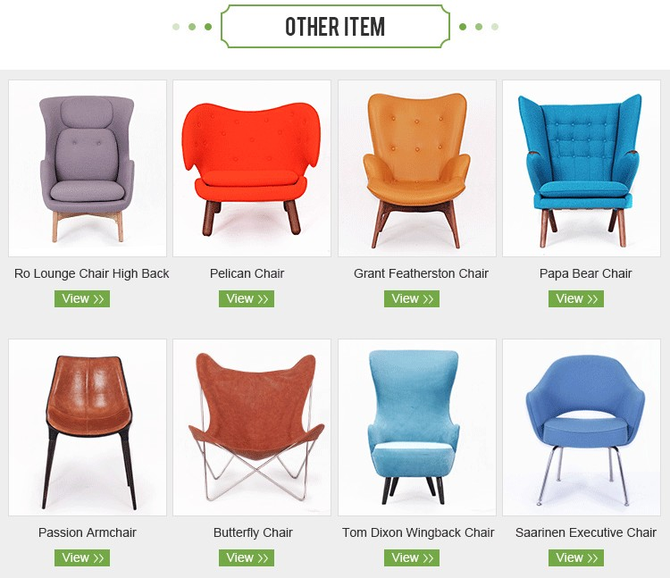 Ro Lounge chair Low Back cheap lounge chairs