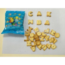 wholesale christmas super ABC kiddy biscuit