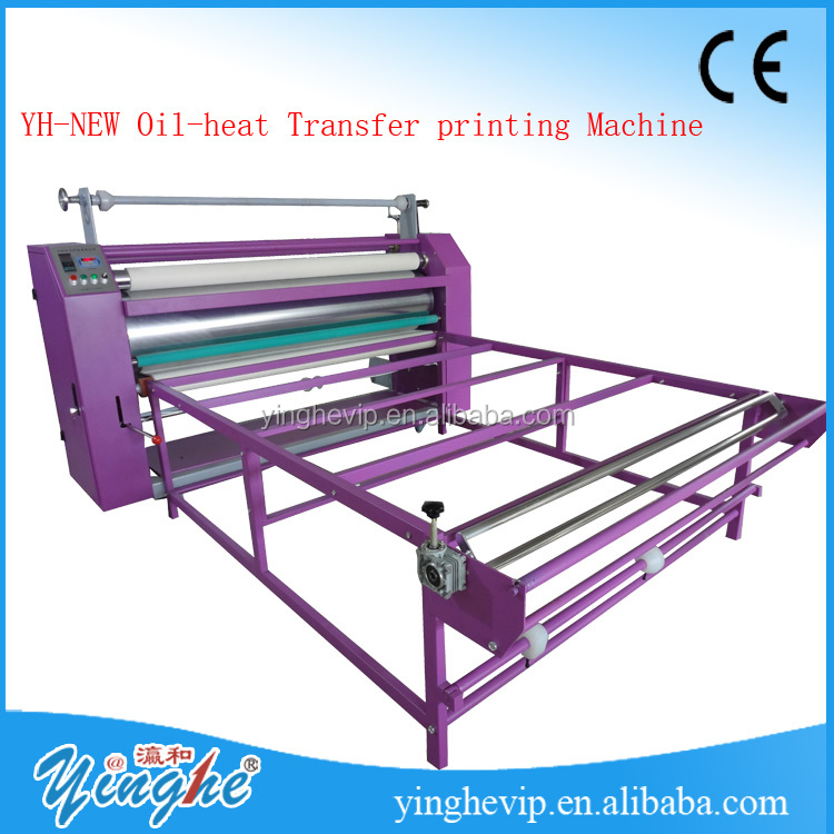 Heat Transfer Machine, Sublimation Transfer For Textile Printing/calender sublimation machine