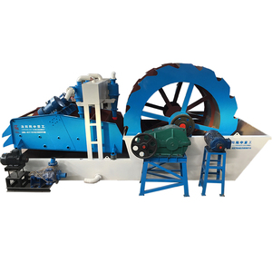 LZ18-25 mini river sand washer, sand washing and recycling machine for sale