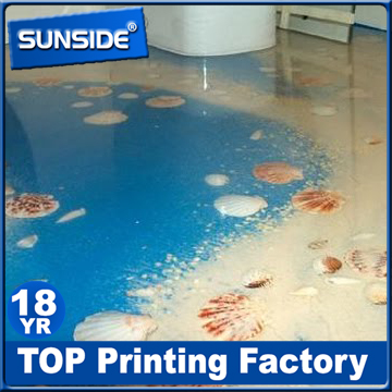 hot selling 3d pvc floor custom stickers od 3d designs for home decor 3d wall /ceiling /floor tile sticker