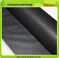 Hot selling double dot non woven interlining with low price