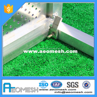 AEOMESH Aluminium Divide Audiences into Sections Barrier