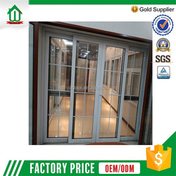 wanjia UPVC/PVC 80 series exterior wood door pictures