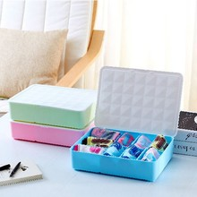 High Quality Durable Using Various bra storage plastic box
