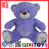 Lovely cheap teddy bears, large cute purple teddy bear, huge teddy bear