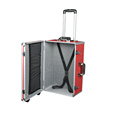 Waterproof cheap ABS travel trolley case suitcase RZ-DGP-025
