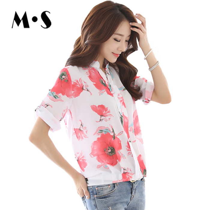 XXL Womens Tops Fashion 2015 Loose Casual Plus Size Blouses And Shirts Ladies Casual Summer Style Plus Size Shirt Fashion 2011