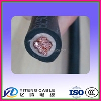 6kv flexible rubber insulated copper conductor submersible motor cable