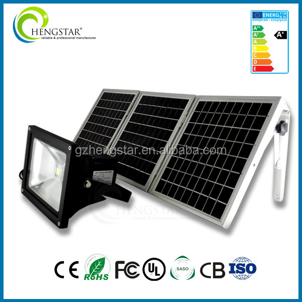 Ce Rohs Approved Solar Led Flood Light Ip65 Outdoor 10w Solar ...