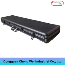 Well Priced safety storage gun case in outside professional pu leather With the Best Quality