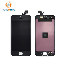 Wholesale mobile phone LCD Lens Display Touch Screen Digitizer Assembly for iPhone 5G lcd screen
