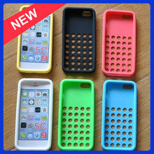 New Products Hot Sell Silicone Case For iPhone 5c,For IPhone 5C Case