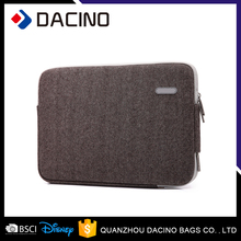"Computer Notebook Sleeve Bag Canvas Laptop Cover Case For 15.4"" 15.6"" Macbook HP"