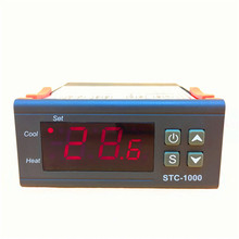 double controlled defrost STC 9200 Temperature Controllers