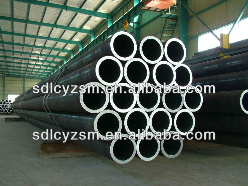 DIN17175 15Mo3 Chrome Alloy Steel Tube from Chinese Trading Company