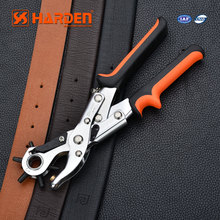 Rotary Leather Belt Hole Punch