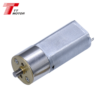 Mini electric gear 12v dc motor 2500rpm