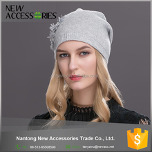 Hot sale Custom Embroidery Logo Wholesale Cheap Beanie With High Quality